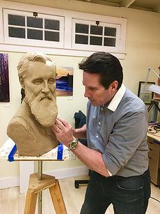 W Pettee - John Muir bust.jpg