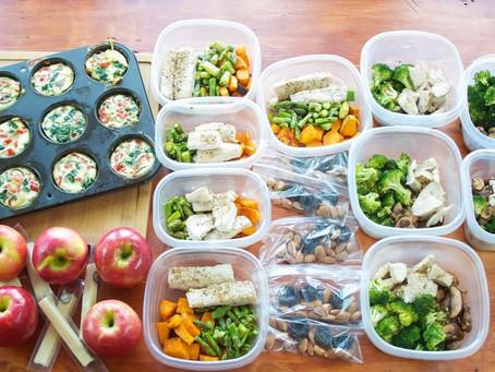 Nädal 5: Toidurituaalid
