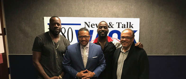 1380 WAOK The Voice of the Community-Sha