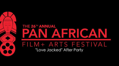 PAFF Opening Night After Party  The cast and crew of Love Jacked celebrating an incredible Opening Night premiere in L.A. at the Pan African Film & Arts Festival, topped-off by an impromptu DJ set by leading man Shamier Anderson.