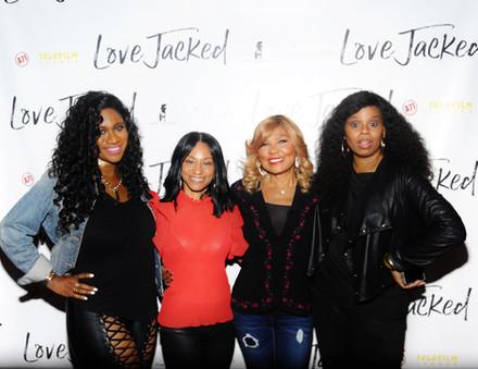 Love Jacked Atlanta Premiere