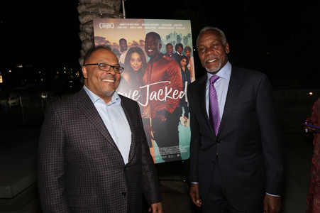 PAFF Opening Night  Alfons and Danny Glover
