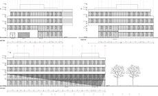 Astyx Campus Immobilien_Ansichten Westgebäude