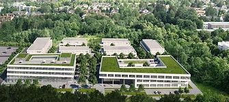 Astyx Campus Immobilien_Ost- und Westgebäude