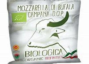 mozzarella di bufala d.o.p bio