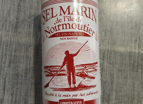 Sel fin marin de Noirmoutier bio