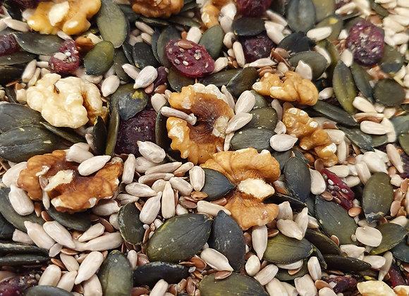 mélange salade bio