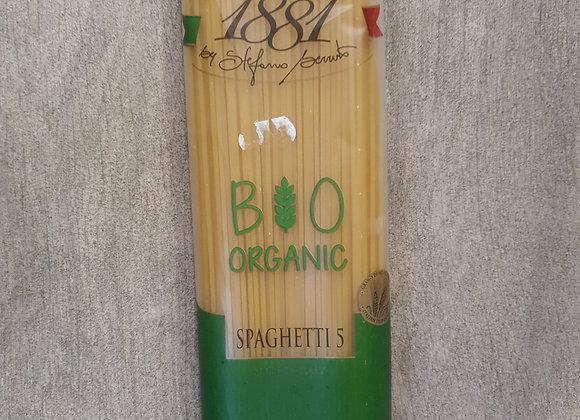 Spaghettis complets bio