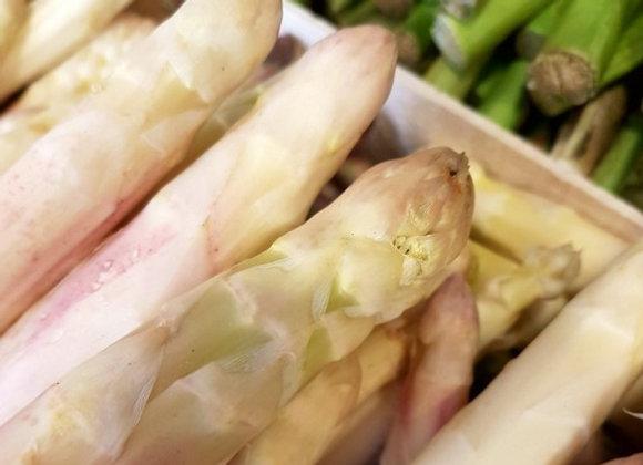 asperges blanches bio