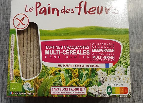 Pain des fleurs bio