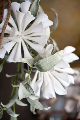 Large Silk Flowers