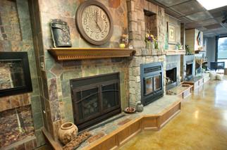 Fireplace Display