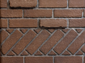 White Mountain Hearth - Liner - Banded Brick