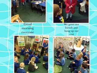 A Snapshot Of A Day In Reception 📸