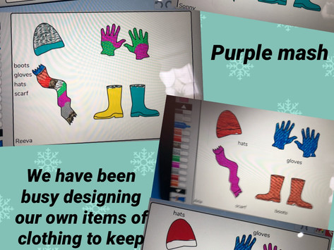 Wow! Well done Reception children for your amazing work on Purple Mash this week!