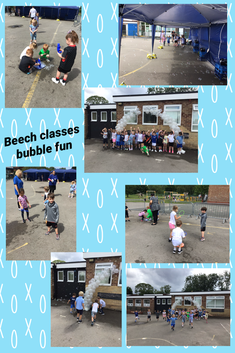 A Fantastic Week Of Excitement & Fun In Reception!