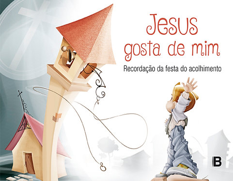 Jesus gosta de mim