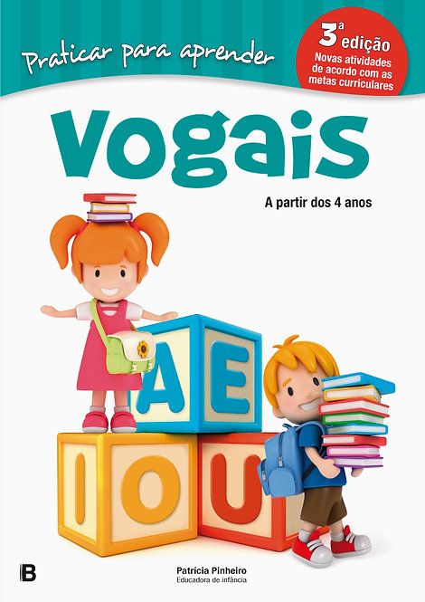 Praticar para aprender - Vogais