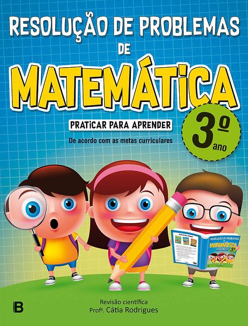 Resolução de problemas de matemática - 3º ano