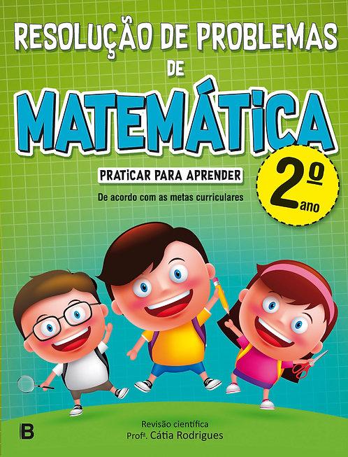 Resolução de problemas de matemática - 2º ano