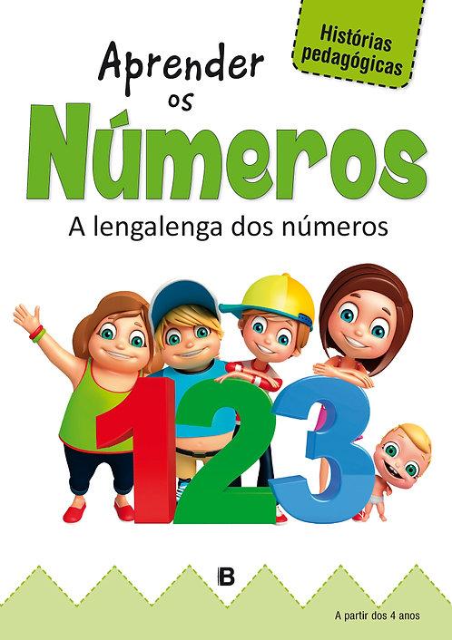 Histórias pedagógicas - Números