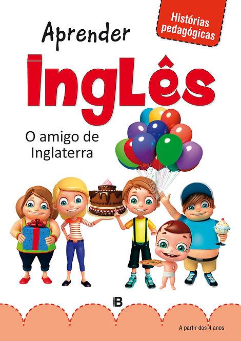 Histórias pedagógicas - Inglês