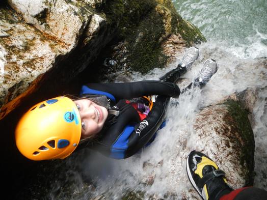 Canyoning_Susec_Slovenia_foto_Ziga_Humar