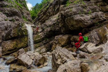 Canyoning_Fratarica_Slovenia_foto_Ziga_D