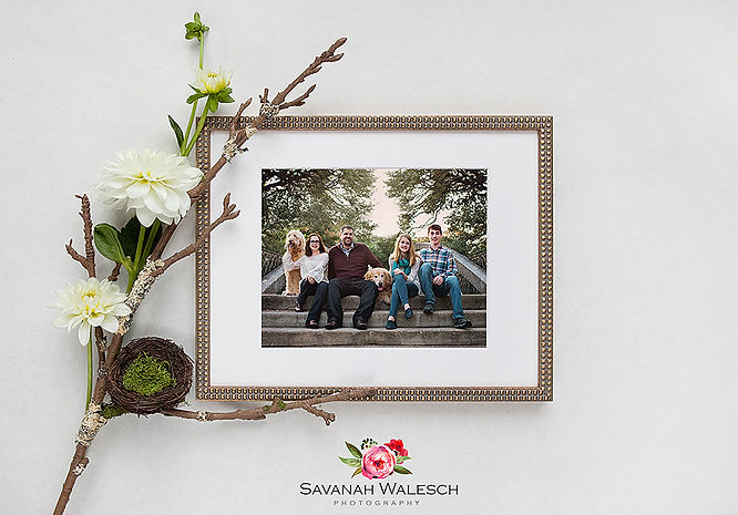 Heirloom Print Products - Professional Photography in San Antonio, Texas