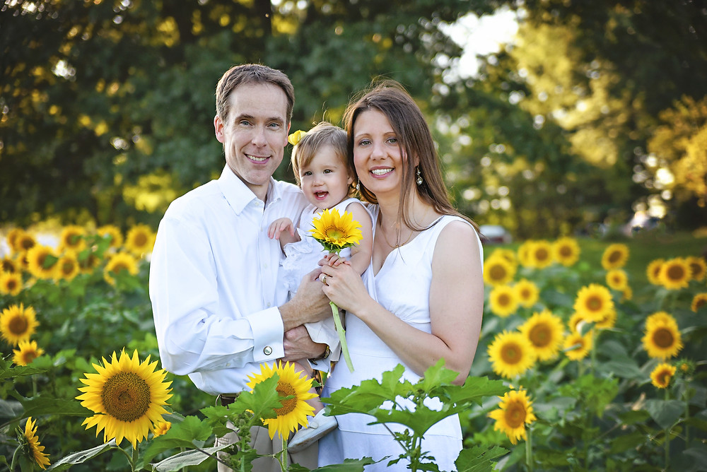 Sunflower Mini Session 2016