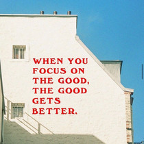 The Good Gets Better