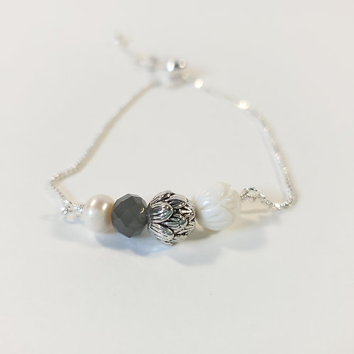 Freshwater Pearl Adjustable Bracelet