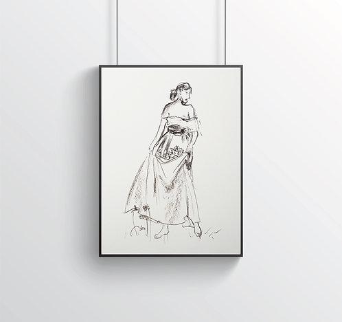 "Poster ""Helena"""