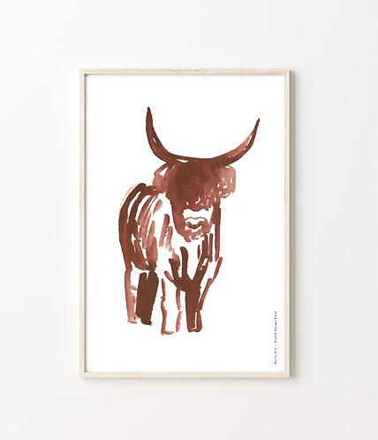 """Poster """"Bulle Ben"""""""