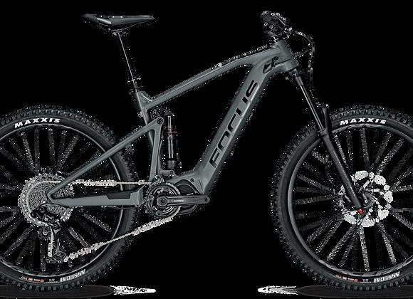 Image d'un vélo électrique de la marque FOCUS modèle SAM 2 6.7
