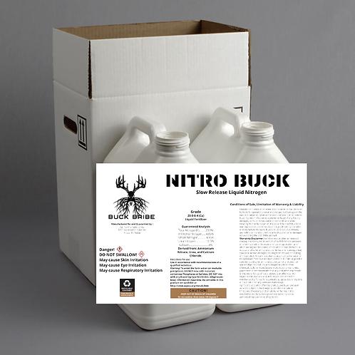 Nitro Buck   Slow Release Liquid Nitrogen