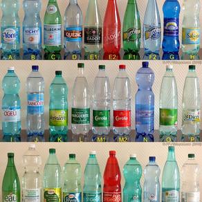 En savoir plus sur l'eau plate et pétillante en bouteille