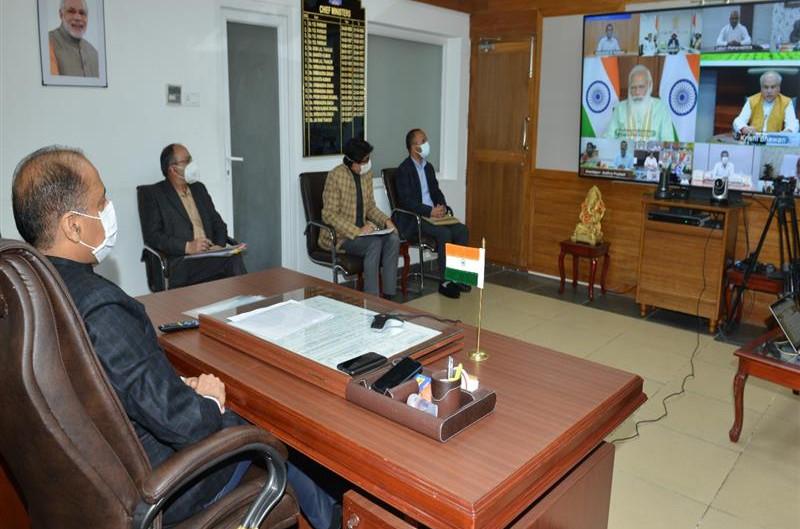 मुख्यमंत्री ने प्रधानमंत्री का पीएम-किसान की आठवीं किश्त जारी करने के लिए आभार व्यक्त किया