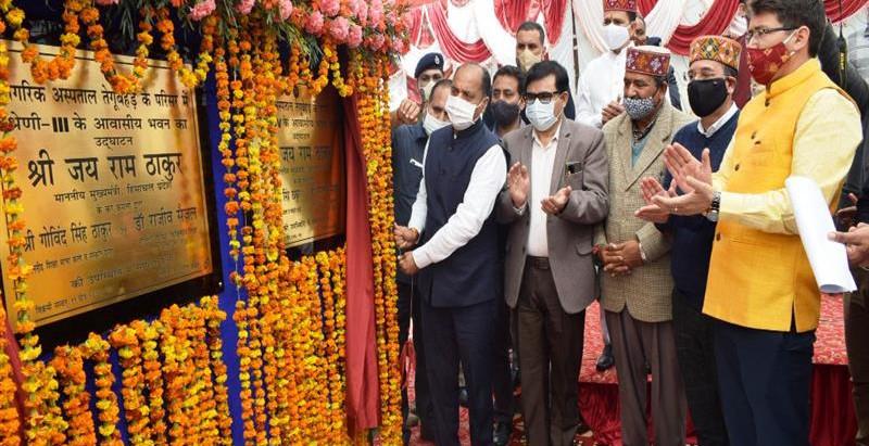 कोरोना दौर में 3500 करोड़ की विकास परियोजनाओं के शिलान्यास व उद्घाटनः मुख्यमंत्री