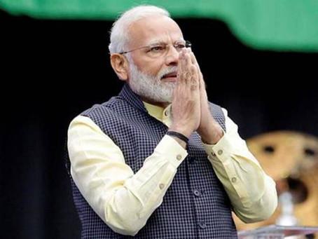 मुख्यमंत्री जय राम ठाकुर ने प्रधानमंत्री को 71वें जन्मदिन पर बधाई दी