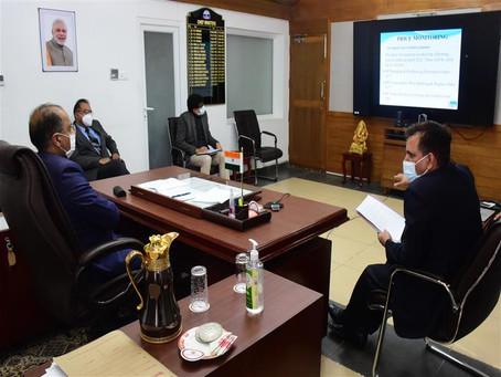 आवश्यक वस्तुओं की जमाखोरी व मुनाफाखोरी के विरूद्ध कड़ी कार्रवाई होगीः मुख्यमंत्री