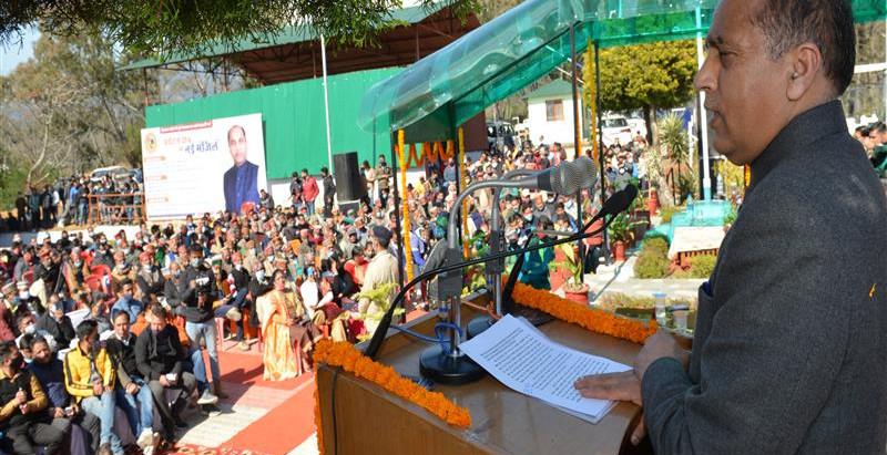 राज्य सरकार गद्दी समुदाय के विकास के लिए प्रतिबद्धः मुख्यमंत्री