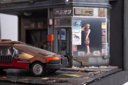 Rick Deckard's Sedan from Blade Runner