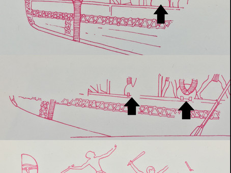 Byblos Ship 12: Deck Objects
