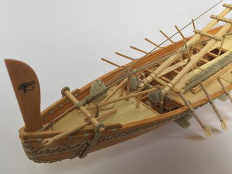 Byblos Ship 14: Finished Model