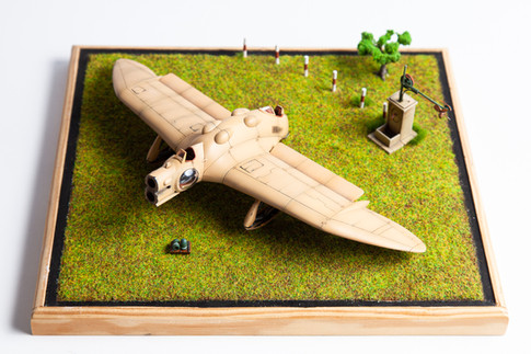 Valley of the Wind Gunship