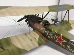 Polikarpov U-2 Night Bomber