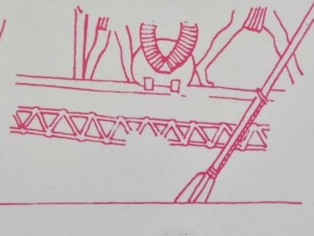 Byblos Ship 13: Oars