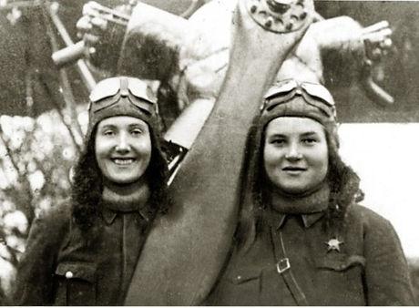 Tanya Makorova and Vera Belik