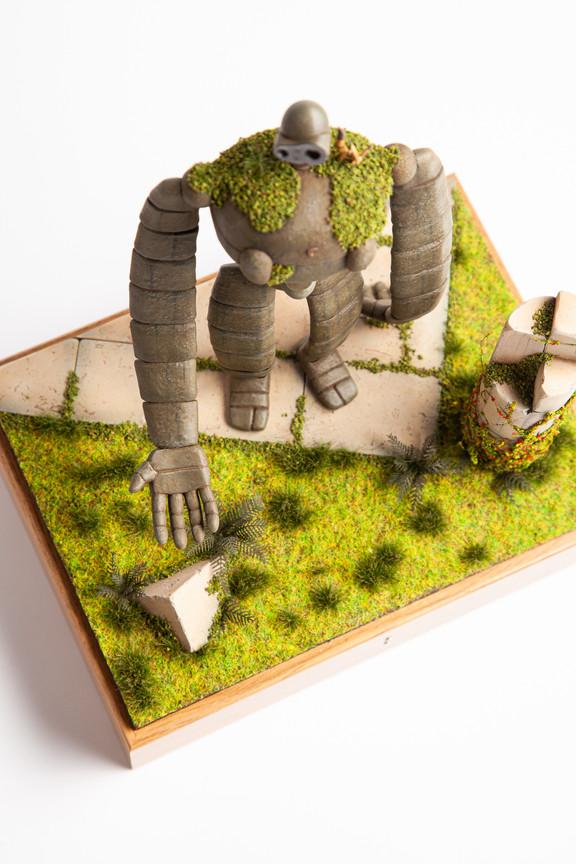 Laputa Robot Gardener